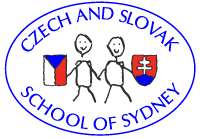 The Czech and Slovak School of Sydney Retina Logo