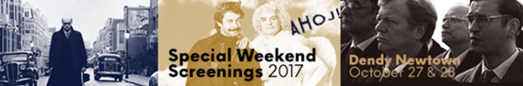 Sydney Czech & Slovak Film Festival